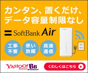 ソフトバンクエアー 980円