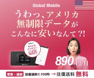 アメリカ専用ポケットWiFiならスピード抜群の U.S.DATA