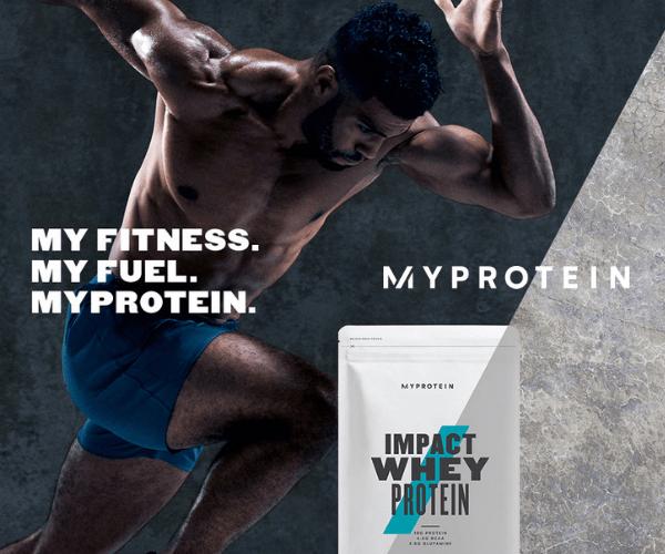 【リピート用】スポーツ栄養ブランド【Myprotein】(マイプロテイン)